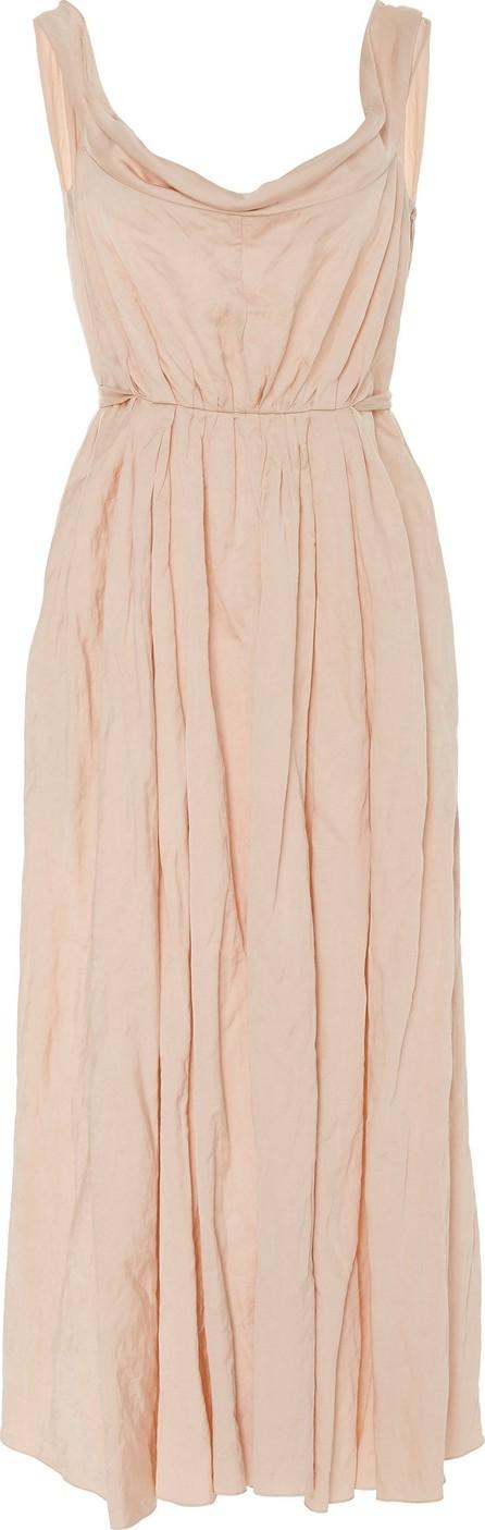 Brock Collection Ochiyo Off-The-Shoulder Taffeta Dress