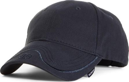 Balenciaga BB Logo Wave Stitch Baseball Cap