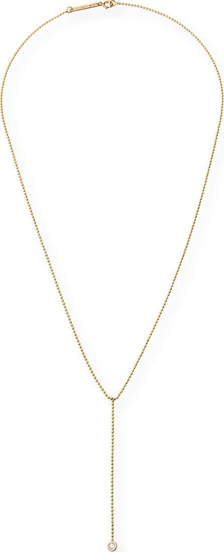 Zoe Chicco 14k Diamond Lariat Necklace