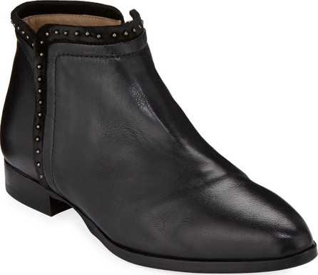 Italeau Miralda Waterproof Calf Zip Ankle Booties