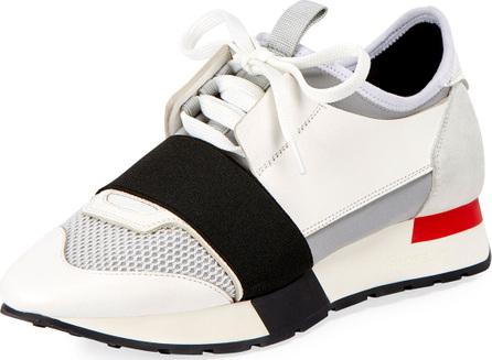 Balenciaga Colorblock Race Sneakers