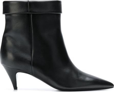 Saint Laurent Foldover top boots