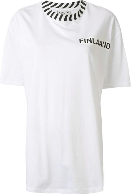 Aalto Oversized slogan T-shirt