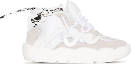 Off White Chlorine low-top sneakers