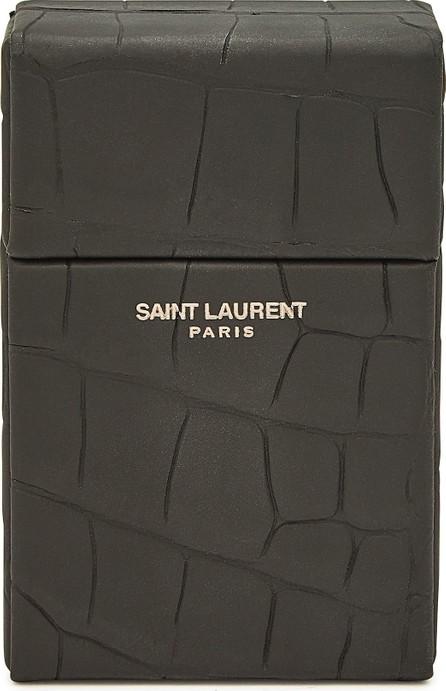 Saint Laurent Leather Cigarette Case