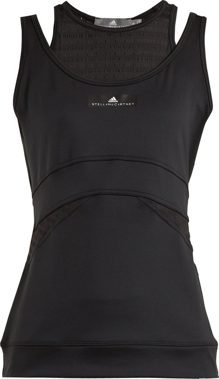 Adidas By Stella McCartney Train double-layered tank top