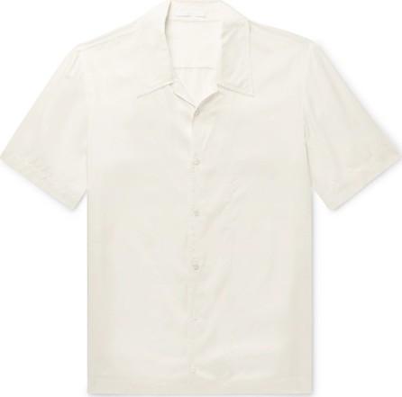 Helmut Lang Camp Collar Shell Shirt