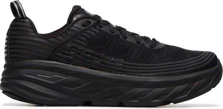 Hoka One One Black bondi 6 sneakers