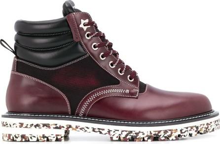 Jimmy Choo Odin lace-up boots