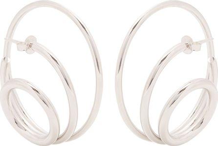 Charlotte Chesnais Ricoche sterling-silver earrings