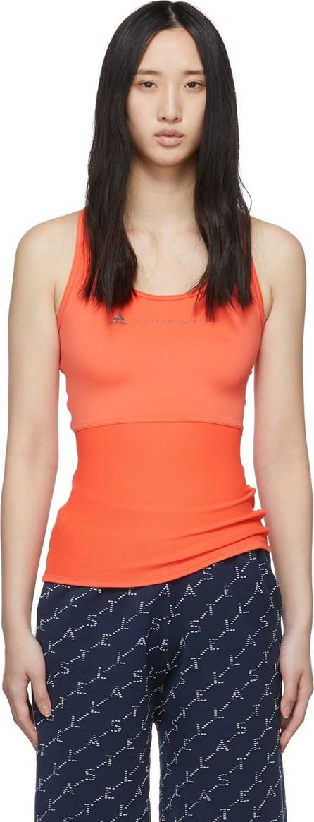 Adidas By Stella McCartney Orange P Ess Tank Top