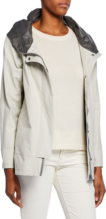 Herno Paclite 2-Layer Hooded Jacket