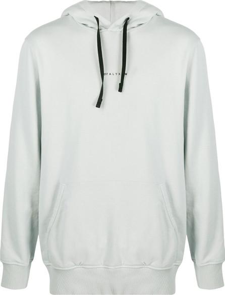 1017 ALYX 9SM Mini logo hooded sweatshirt