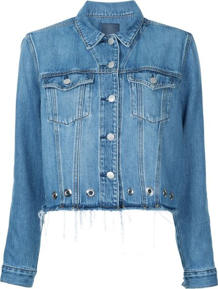 Nobody Denim Dylan Jacket Blu Rivet