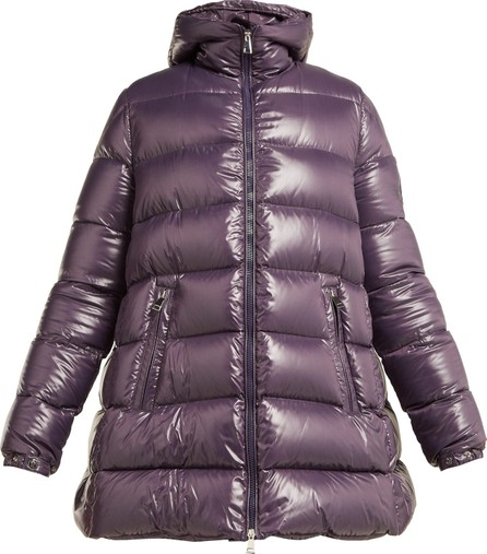 1 Moncler Pierpaolo Piccioli Beatrice hooded quilted-down jacket