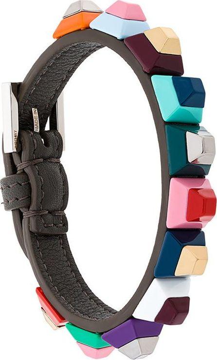 Fendi Rainbow stud bracelet