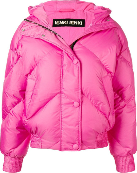 Ienki Ienki Hooded puffer jacket