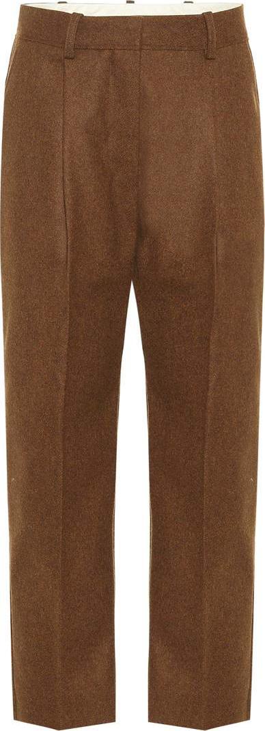 Acne Studios Wool-blend pants