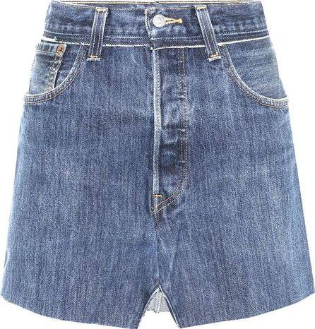 Vetements X Levi's® denim skirt