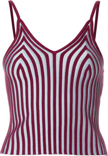 KENZO Striped vest