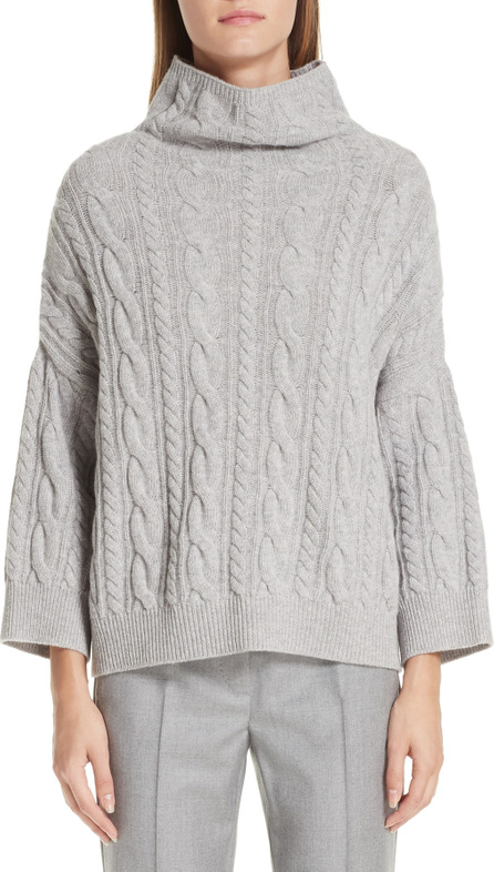 Max Mara Fungo Wool & Cashmere Turtleneck Sweater