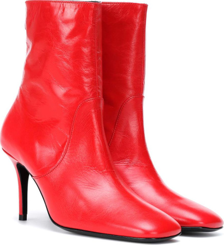 Dorateymur Town and Country leather ankle boots