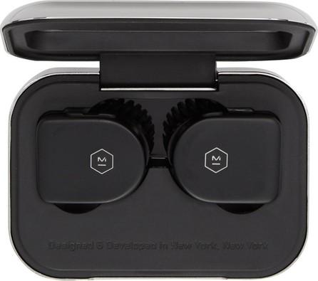 Master & Dynamic Black Matte MW07 True Wireless Earphones