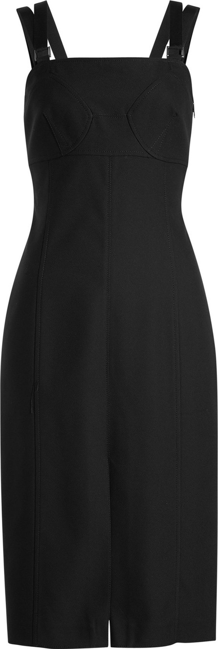 Proenza Schouler Pinafore-Style Dress with Cotton