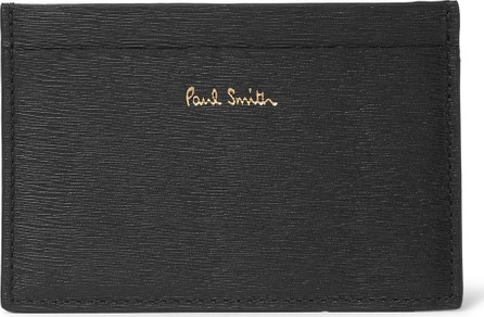 Paul Smith Textured-Leather Cardholder