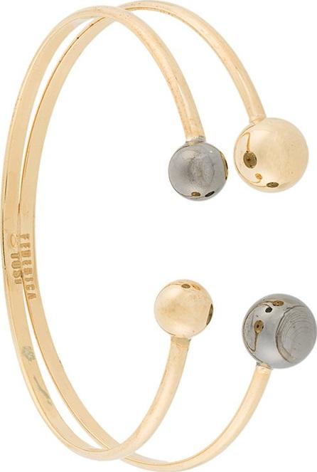 Federica Tosi ball cuff bracelet