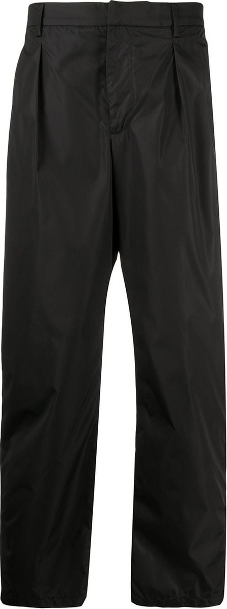 Valentino Baggy straight-leg trousers