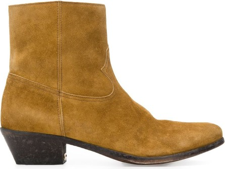 Golden Goose Deluxe Brand Western-style ankle boots