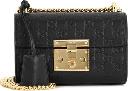 Gucci Padlock Small shoulder bag with chain