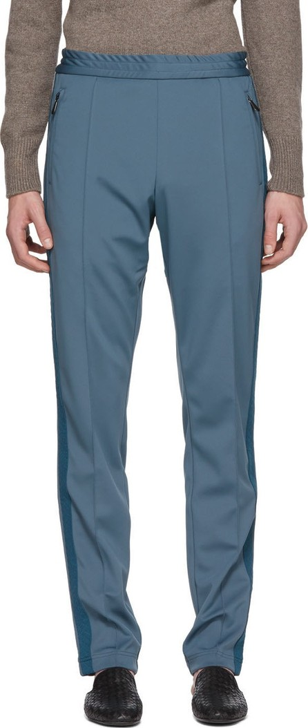 Bottega Veneta Blue Jersey Lounge Pants