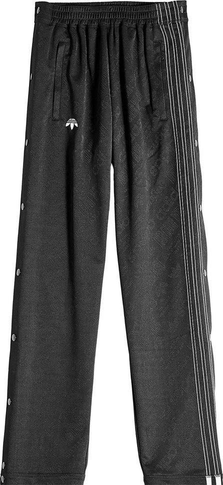 Adidas Originals by Alexander Wang Jacquard Snap Track Pants