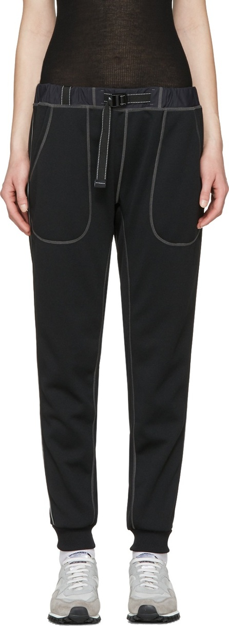 and Wander Black Ponte Lounge Pants