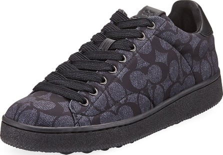 COACH Men's C101 Neoprene Low-Top Sneakers
