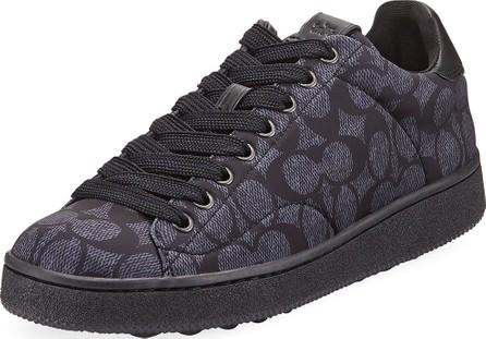COACH Men's C101 Neoprene Low-Top Sneakers