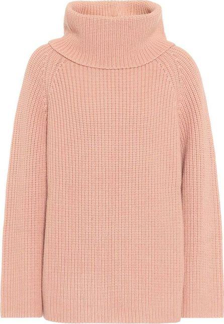 Chloe Knitted wool turtleneck sweater