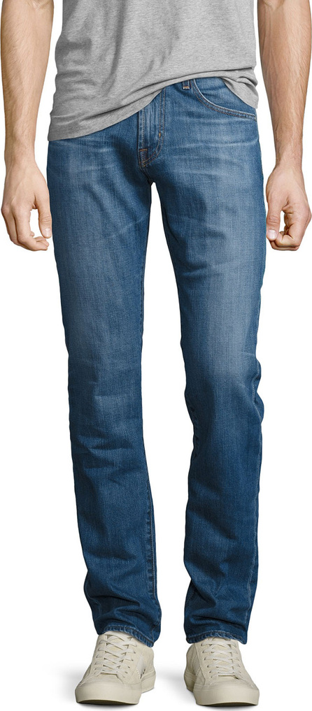 AG Jeans Matchbox 10 Years Straight-Leg Jeans