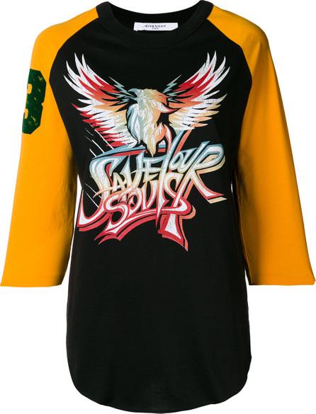 Givenchy Save Our Souls raglan T-shirt