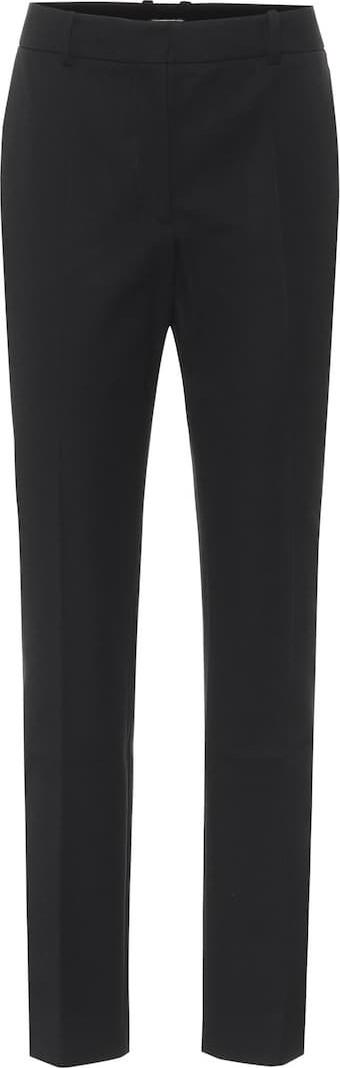 Joseph Coleman mid-rise gabardine pants