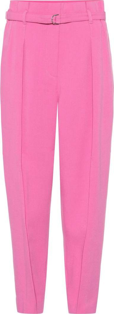 3.1 Phillip Lim Cropped crêpe trousers