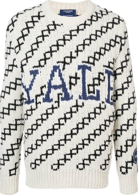 Calvin Klein 205W39NYC Yale pullover sweater