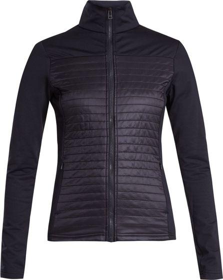Fusalp Aspen high-neck quilted performance jacket