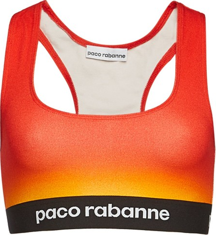 Paco Rabanne Cropped Top with Racerback