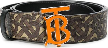 Burberry London England TB buckle belt