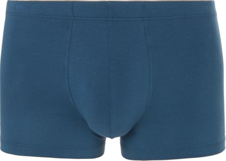 Hanro Superior Stretch-Cotton Boxer Briefs