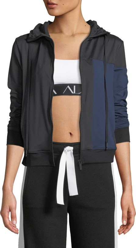 ALALA Mesa Zip-Front Colorblock Active Jacket