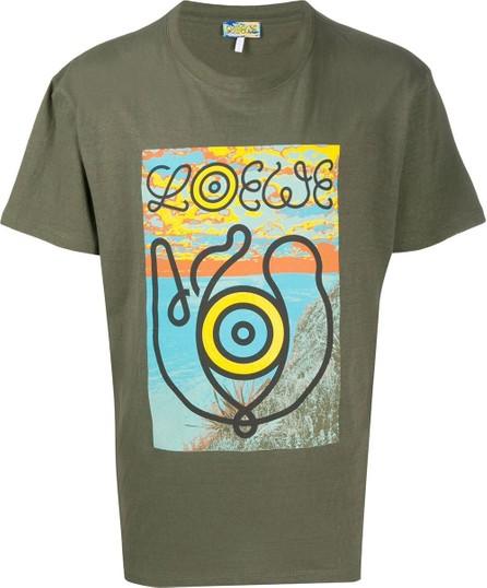 LOEWE Eln print T-shirt